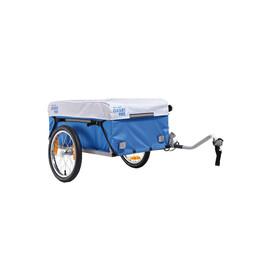 XLC Carry Van Fietstrailer blauw/wit